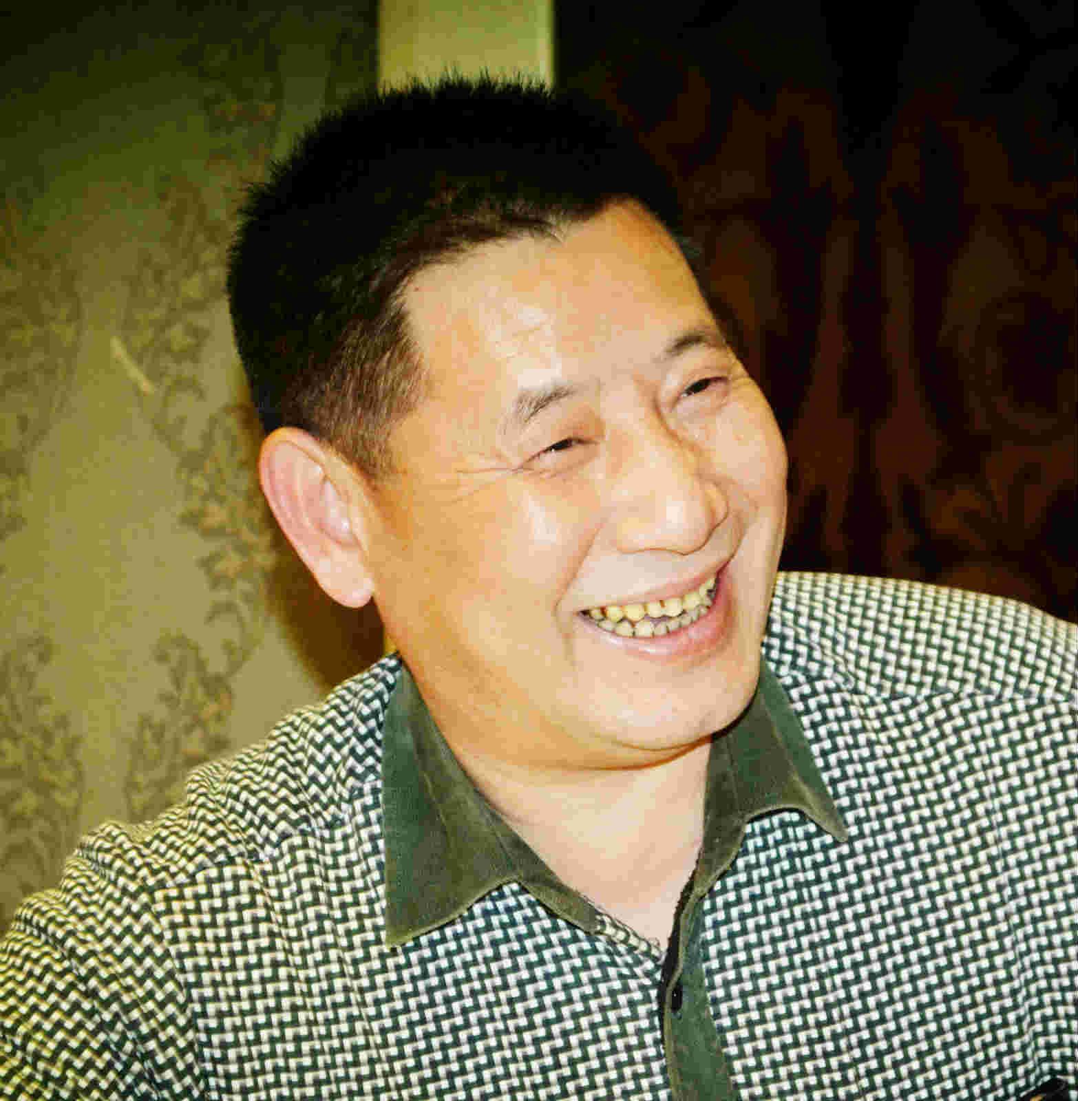 四川泸州国宾酒厂董事长谢宗贵在品鉴会上 吴礼明 摄.jpg